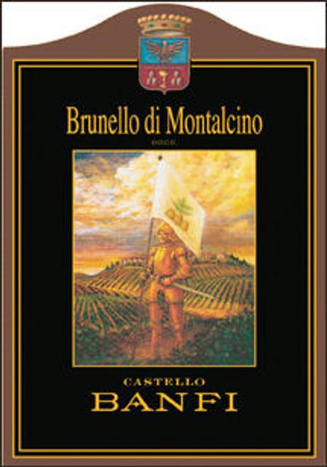 Castello Banfi Brunello di Montalcino