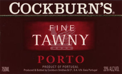 Cockburn's Fine Tawny Port