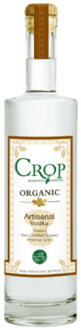 Crop Organic Artisanal Grain Vodka 750ML