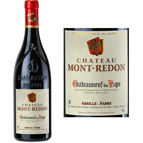 Chateau Mont Redon Chateauneuf du Pape Rouge