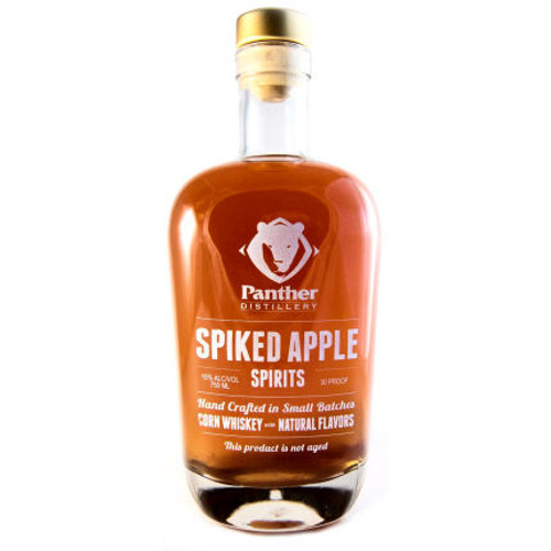 Panther Spiked Apple Corn Whiskey 750ml