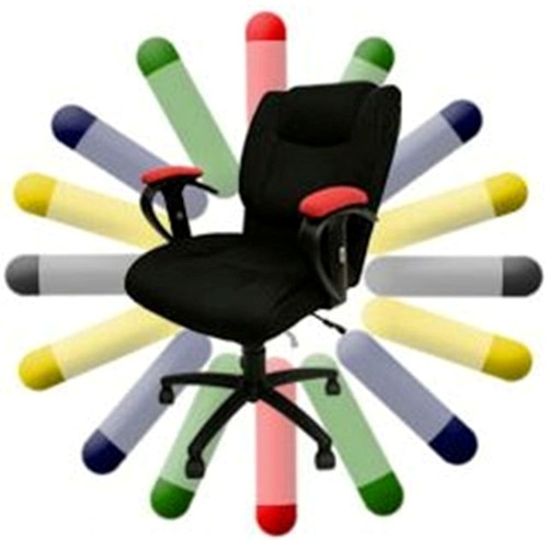 Elbow Friend Color Chair Armrest Cushions