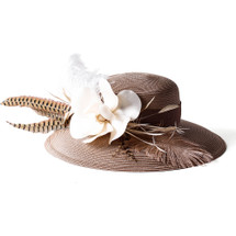Derby Hat  by Gigi Burris