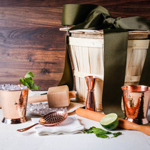 Mint Julep Gift Crate