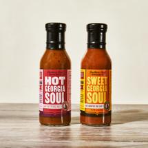 Georgia Soul BBQ Sauce by Southern Soul