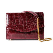 Alligator Handbag by Casa Del Rio Collection