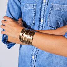 Bakota Cuff by Julie Cohn Design