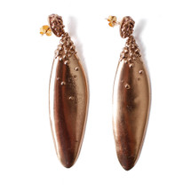 Caviar Earrings by Julie Cohn Design