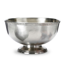 Pewter Punch Bowl