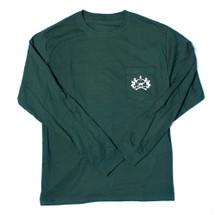 G&G Signature Crest Long Sleeve T-Shirt