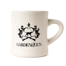 G&G Signature Crest Coffee Mug