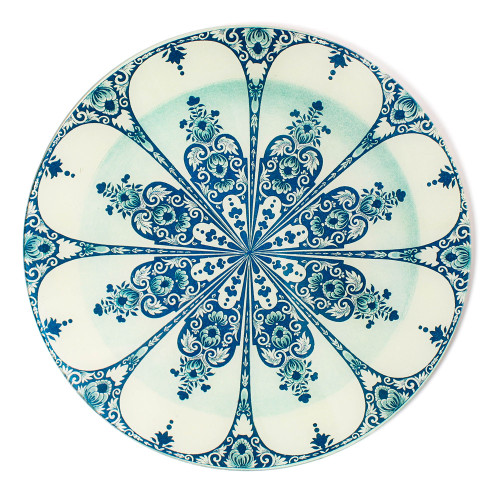 Design: Faience Slice