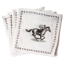 Derby Cocktail Napkins