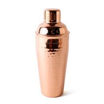 Hammered Copper Cocktail Shaker