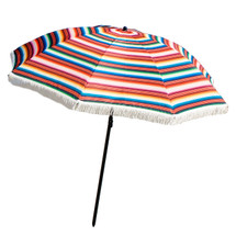 Fringed Beach Umbrella