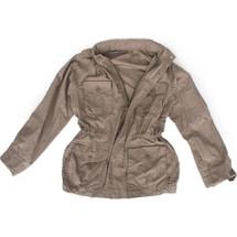 Vintage-Inspired Lightweight Field Jacket