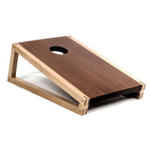 Compact Luxury Cornhole Set
