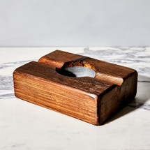 Wooden Cigar Ashtray