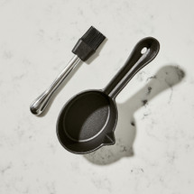 Cast-Iron Sauce Pot by Outset