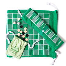 Checkers & Backgammon Travel Set
