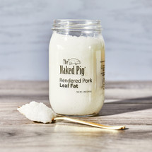 Rendered Pork Leaf Fat by The Naked Pig Co.