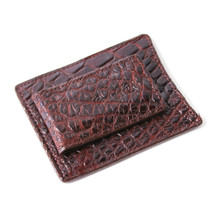 Alligator Money Clip by Casa Del Rio Collection