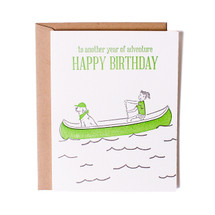 Another Year of Adventure Greeting Card