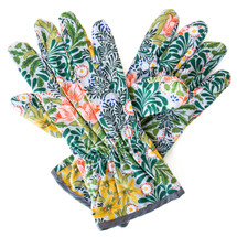Floral Potting Gloves