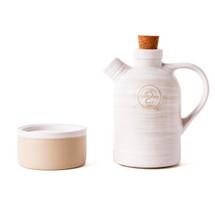 Teapot & Caddy