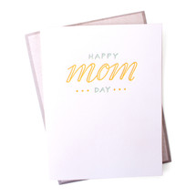 Happy Mom Day Greeting Card