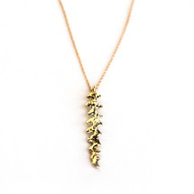 Fern Pendant by Christina Jervey