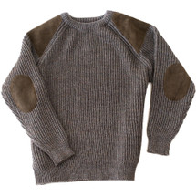 Classic Wool Shooting Sweater