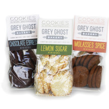 Grey Ghost Cookie Sampler