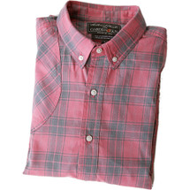 Shooting Shirt in Clay Plaid by Ball and Buck