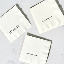 Southern Expression Cocktail Napkins by Garden & Gun