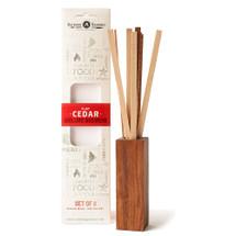 Cedar Grilling Skewers