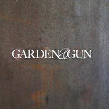 Garden & Gun Decal