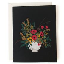 Vase Study No. 4 Greeting Card - Rifle Paper Co.