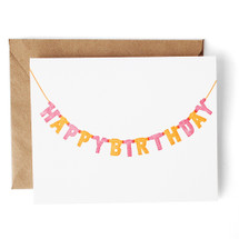 Have A Banner Day Greeting Card - Grove Street Press