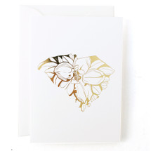 South Carolina State Greeting Card - Thimblepress