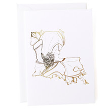 Louisiana State Greeting Card - Thimblepress