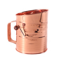 Copper Sifter
