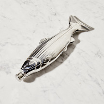 Stainless Steel Fish Flask