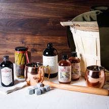 Bar Essentials Gift Crate