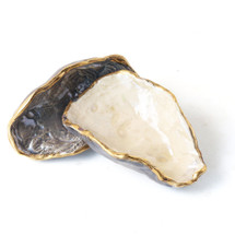 Oyster Shell Saltcellar