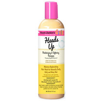 Aunt Jackie's Girls Heads Up Moisturizing & Softening Shampoo 12 oz