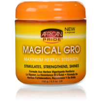 African Pride Magical Gro Maximum Herbal Strength 5.3 oz