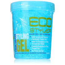 Eco Styler Color Treated Styling Gel Blue 32 oz