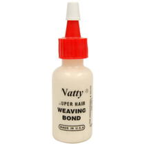 Natty Super Hair Weaving Bond 0.5 oz