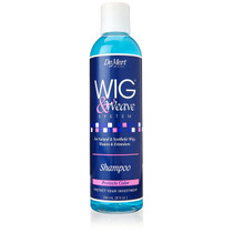 DeMert Wig & Weave Shampoo Pretects Color for Natural and Synthetic Hair 8 oz
